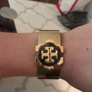 Tory Burch Tortoise Cuff Bracelet